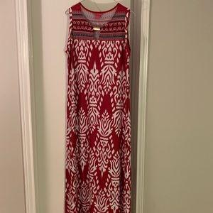 Sunny Leigh maxi dress